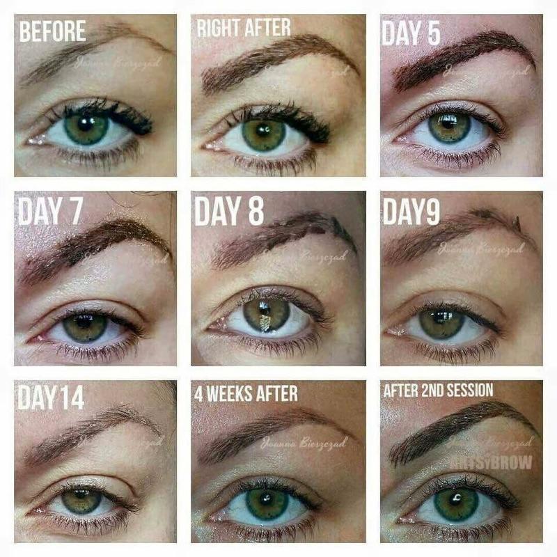 Instylz Beauty Micropigmentation Eyebrow Microblading